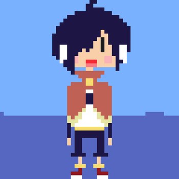 Pixel minto by oceansigh