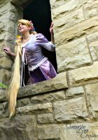 Rapunzel's Tower by SamanthaLynnCosplay