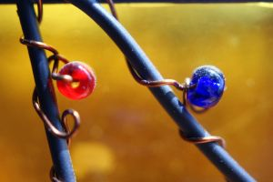 Close Up Beads by WoodenOx