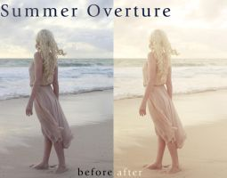 Summer Overture by xPoeticallyPathetic
