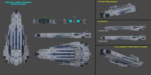 Command Super Dreadnought Alliance class by nach77