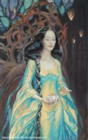 The Light of Valinor by EKukanova