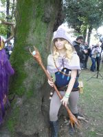 Spellthief Lux at Lucca Comics 2012 (2) by Maddylol91