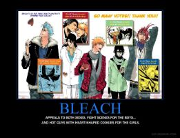 Bleach Demotivational by LavendyrPivaldi