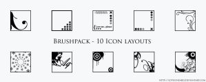 Icon Brushes by LovelyNearly