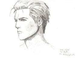 Seifer Almasy, profile by LadySephiroth
