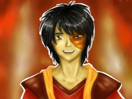 GIFT: Happy Zuko by amazonitte