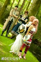 Animecon 2012 :: Final Fantasy XIII by Designy