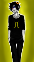 Sollux Captor by SeiaraL