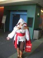 Another Ezio Cosplayer? by Volts48