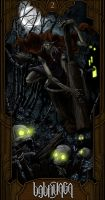 Baba Yaga: The High Priestess by TravJames