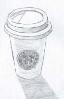 starbucks by Bandgeek452