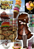 Ficha Kori Postres-world by Silviaakame