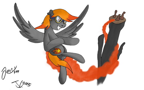 Night Flame by jerry411