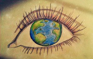 The world through my eyes by whoffarted