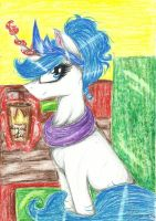 Sky with tea by Careness