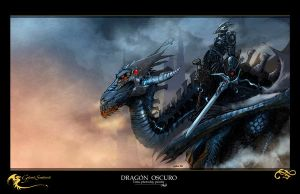 dragon oscuro by gabos