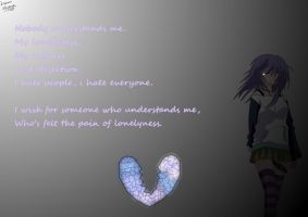 Mizore Shirayuki's Feelings by ZalotAngel