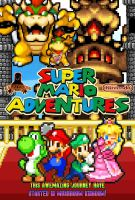 Super Mario Adventures Poster by KingAsylus91