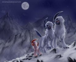 Absol Family