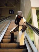 Starkiller cosplay by anbuSquadLeader