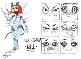 Bot-Chan by UndeadSentinel