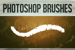 Cracked - Brushes by tiedmyhands