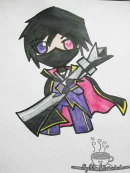 All hail Lelouch! by nunnallyxlelouch