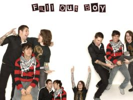 Fall Out Boy Wallpaper by Nikoszka