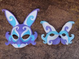 March Hare leather mask 2012-2013 comparison by Masktastic