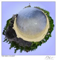 The Sims 3 Planet by eugenedeloyola