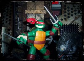 Raphael Unleashed by PsychosisEvermore