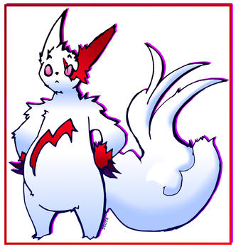 Zangoose by toot6