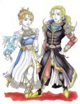 Bartz Klauser's Request: Tycoon Leena and Faris by LadyJuxtaposition