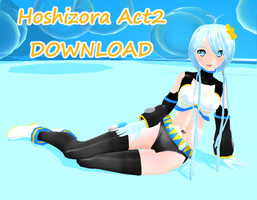 Hoshizora Act2 model DOWNLOAD by Arlymone