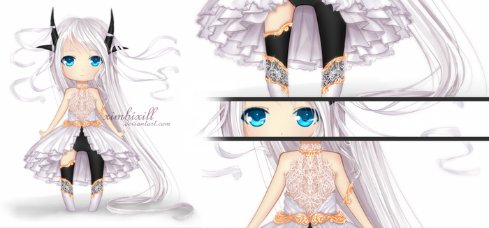 Adoptable  [CLOSED ] by ximbixill