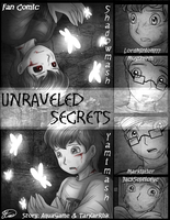 .: Unraveled Secrets - main cover:. by AquaGD