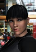 Ciara - Spotted Out Shopping! by Torqual3D
