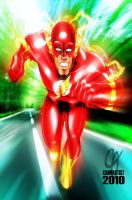 Flash by Cahnartist