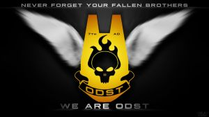 NEVER FORGET ODST - Redux by leaks4you
