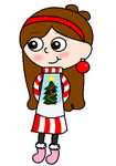 Mabel Christmas Sweater by ABtheButterfly