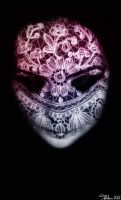 Lace Mask* by Thelema001