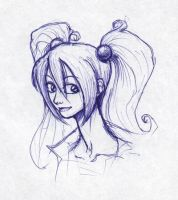 Trixie Doodle by d3pthcharge12