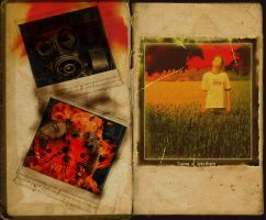 Apocalyptic Scrapbook by Vampiric-Pirate