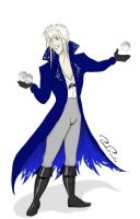 Disney Jareth by Delusionist13