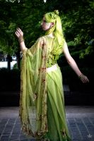 Breathlessaire as Bollywood Sylph by GenericPhotoninja