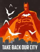 Take Back Our City by RaJoMu