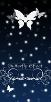 Butterfly Effect by sweetkizz