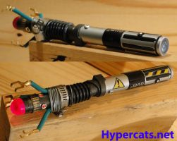 DIY Sonic Screwdriver by Hypercats