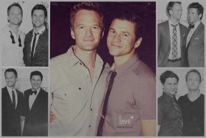 NPH and David Burtka by barusse